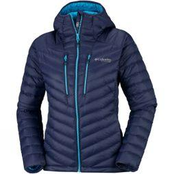 Columbia Womens Altitude Tracker Hooded Jacket Nocturnal