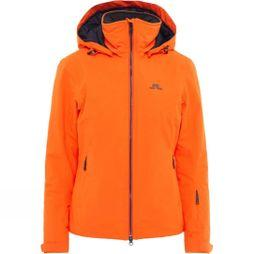 J.Lindeberg Womens Truuli 2L Ski Jacket Juicy Orange