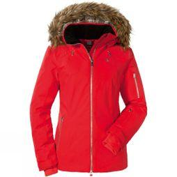 Schoffel Women's Keystone 3 Jacket Racing Red