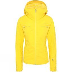 The North Face Womens Anonym Jacket Vibrant Yellow