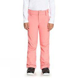 Roxy Womens Creek Snow Pants Teaberry Pink