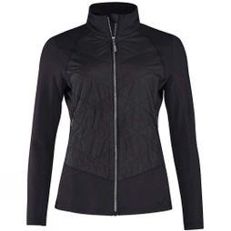 Head Womens Sella Jacket Black Caviar