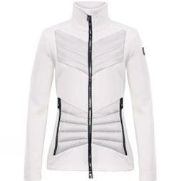 Toni Sailer Sports Womens Aira Fleece Bright White