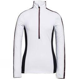 Womens Melita Zip Neck Fleece