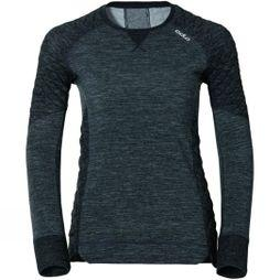 Womens Natural + Warm Long Sleeve Crew