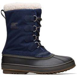 Sorel Men's 1964 Pac Nylon Boot Collegiate Navy, Carbon
