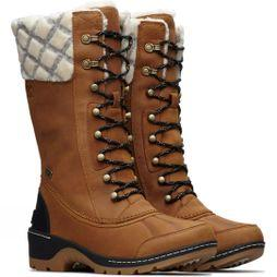 Sorel Womens Whistler Tall Boot Camel Brow