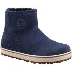 Sorel Women's Glacy Short Boot Collegiate Navy, Nocturnal