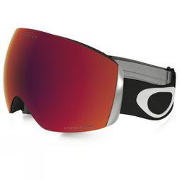 Oakley Flight Deck Goggles Matt Black/Prizm Torch Iridium