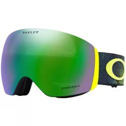 Oakley Mens Flight Deck Goggles Mystic Flow Retina/ Prizm Jade Iridium