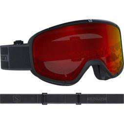 Salomon Mens Four Seven Goggles Black Grey/ Universal