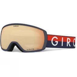 Giro Mens Balance Goggles Midnight/ Red Throwback/ Vivid Copper