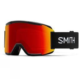 Smith Squad Goggle Black / CP Photochromic Red Mirror