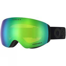 Oakley Mens Flight Deck Goggle FP Blackout / PRIZM Jade IRIDIUM