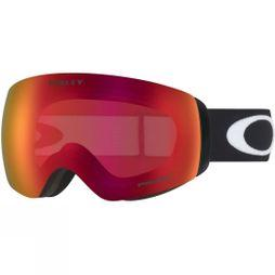 Oakley Men's Flight Deck XM Goggle Matt Black/PRIZM Torch Iridium