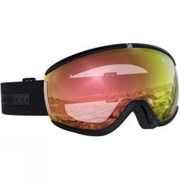 Salomon Womens Ivy Sigma Photochromatic Goggle Photo Sigma Black
