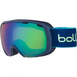 Bolle Kids Royale Goggle Matt Blue/ Green Emerald