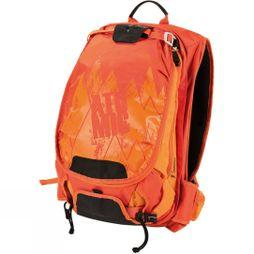 Atomic Tracker ABS Backbag No Colour