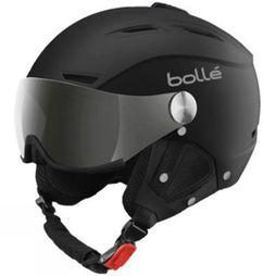 Bolle Backline Visor Premium Soft Black White/ Modulator Silver