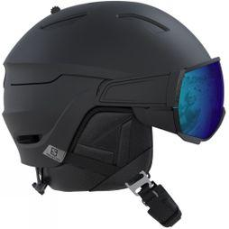 Salomon Driver Snow Helmet All Black