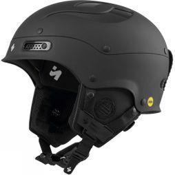 Sweet Protection Mens Trooper II MIPS Helmet Dirt Black
