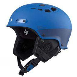 Sweet Protection Mens Igniter II Helmet Matt Flash Blue