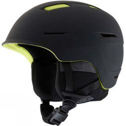 Anon Mens Invert Helmet Black/Green