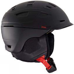 Anon Mens Prime MIPS Helmet Black Pop EU