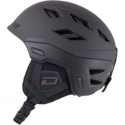 Dirty Dog Zodiak Helmet Matte Black / Merlot