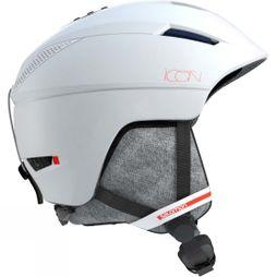 Salomon Womens Icon 2 Helmet White Pop
