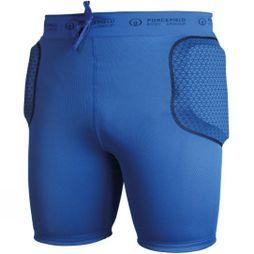 Forcefield Slam Shorts Navy/Royal Blue