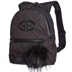 Nadda Faux Fur Mini Backpack