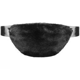 Womens Samantha Faux Fur Waist Bag