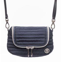 Poivre Blanc Womens Imogen Belt Bag Gothic Blue 2