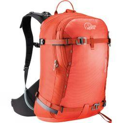 Lowe Alpine Descent 35 Rucksack Fire