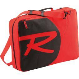 Rossignol Hero Dual Ski Boot Bag Red / Black