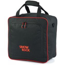 Snow and Rock Snow Boot Bag Black / Red