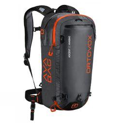 Ortovox ASCENT 22 AVABAG Black Anthracite