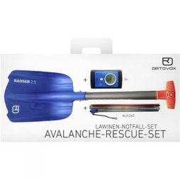 Ortovox Avalanche Rescue Kit 3+ Blue Ocean