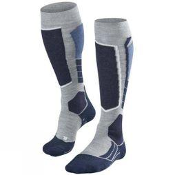 Falke Men's SK 2 Ski Sock m.grey mel