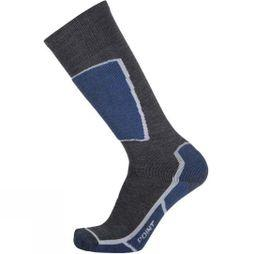 Point6 Ski Medium OTC Sock Gray