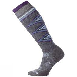 Womens PhD Ski Light Pattern Socks