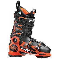 Dalbello Mens DS 120 Ski Boots Black / Orange
