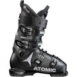 Atomic Mens Hawx Ultra 100 Ski Boot Black / Anthracite