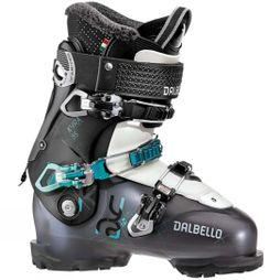 Dalbello Womens Kyra 85 Ski Boots Black Transparent / Black