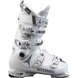 Atomic Womens Hawx Ultra 95 W Ski Boot White / Grey