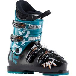 Rossignol Kids TMX J4 Ski Boot Black / Petrol Blue