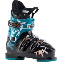 Rossignol Kids TMX J3 Ski Boot Black / Petrol Blue