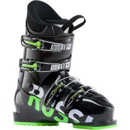 Rossignol Kid's Comp J4 Ski Boots Black / Green
