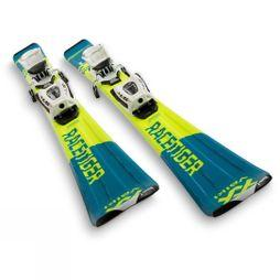 Kids Racetiger Jr Skis + Binding